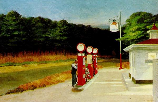 Exposition Edward Hopper au Grand Palais