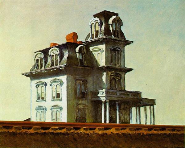 Exposition Edward Hopper au Grand Palais