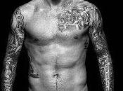 David Beckham tout sous-vetements préférés!!