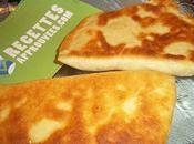 Cheese naans vache
