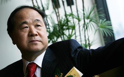 Mo Yan, Prix Nobel de Littérature 2012
