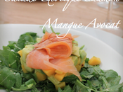 Salade ExOtique SaumOn Mangue AvOcat