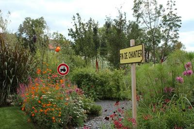 Metz le jardin en travaux paperblog for Jardin fabert metz