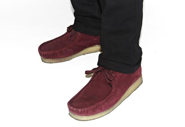 Clarks Homme Wallabee command conquer