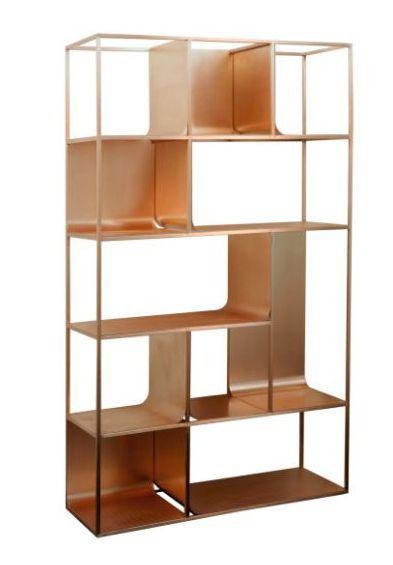 tendance d co le cuivre voir. Black Bedroom Furniture Sets. Home Design Ideas
