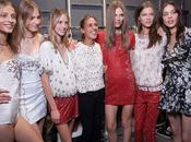 Isabel Marant Backstage