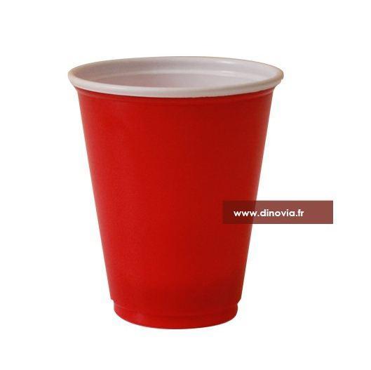 nouveau red cup gobelet rouge 100 am ricain voir. Black Bedroom Furniture Sets. Home Design Ideas