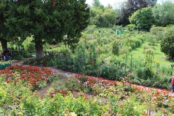 Le clos normand de claude monet paperblog for Le jardin normand