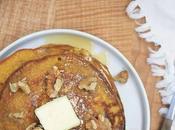 Crêpes citrouille SANS GLUTEN (Pancakes)