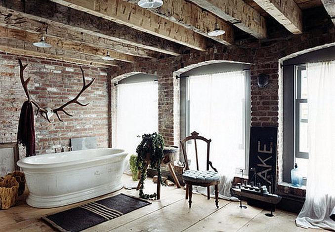 nuances de noir de taupe de gris anthracite du bton de la pierre du vcu du masculin ltat brut la salle de bain je la rve en version - Salle De Bain Noir Et Taupe
