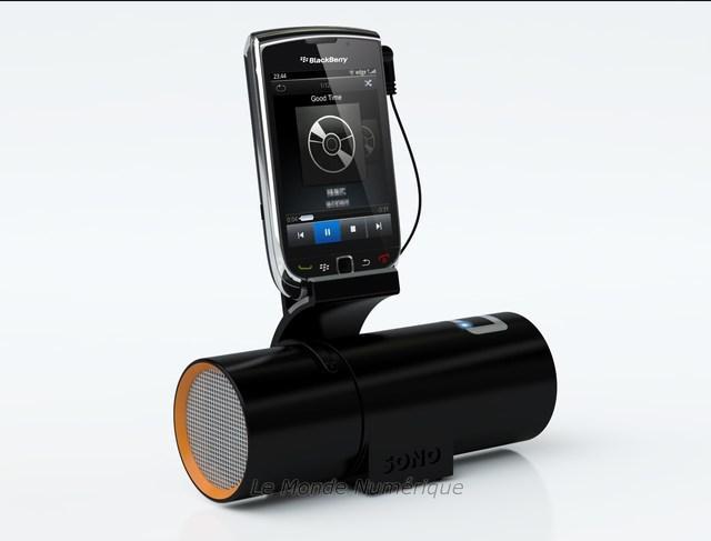 Sono Tab - Audio Graphics