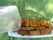 Mini cakes apero courgettes cumin