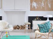 Visite privée: maison harmonieuse poétique tons pastels