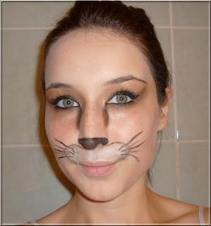 Halloween avec les moyens du bord 2 vilain le chat - Dessiner une chatte ...