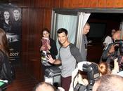 Taylor Lautner Brésil.