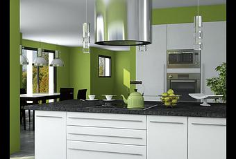 cuisine tendance couleur 2014. Black Bedroom Furniture Sets. Home Design Ideas