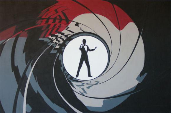 Le Top 10 spécial James Bond Theme