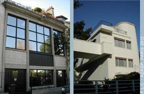 Actu d co l 39 architecture moderne et l 39 atelier de le for L architecture moderne