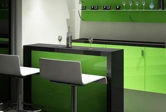 comment am nager sa kitchenette d couvrir. Black Bedroom Furniture Sets. Home Design Ideas