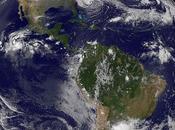 L'ouragan Sandy filmé l'espace bord d'ISS