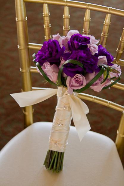 decoration de mariage violette baroque paperblog. Black Bedroom Furniture Sets. Home Design Ideas
