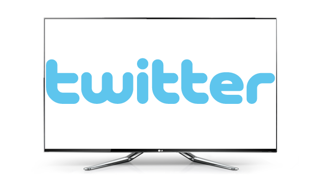 Twitter sur Smart TV