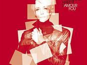 Françoise Hardy premiers clips l'album L'amour