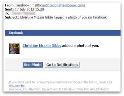 Emails Facebook : attention aux virus !