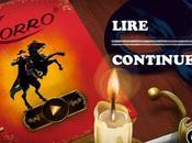 Zorro, vengeur masqué chez Chocolapps