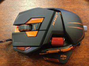 Saitek Cyborg M.M.O.7 Gaming Mouse