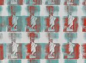 Quand Warhol rallume statue Liberté