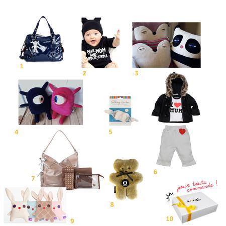 Ze liste cadeaux de noel pour mamans branchées ! - Paperblog