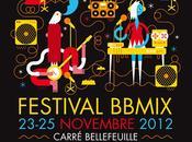 8eme edition festival BBMIX Boulogne novembre