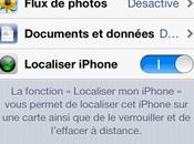 Tuto: «Localiser iPhone»
