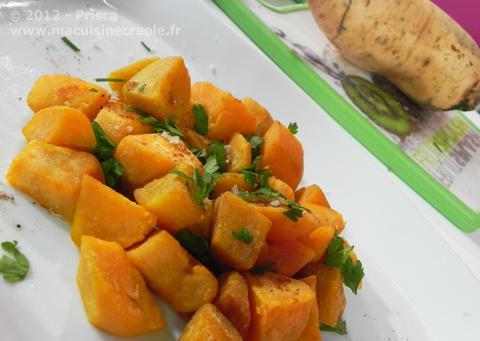 patates douces saut 233 es paperblog