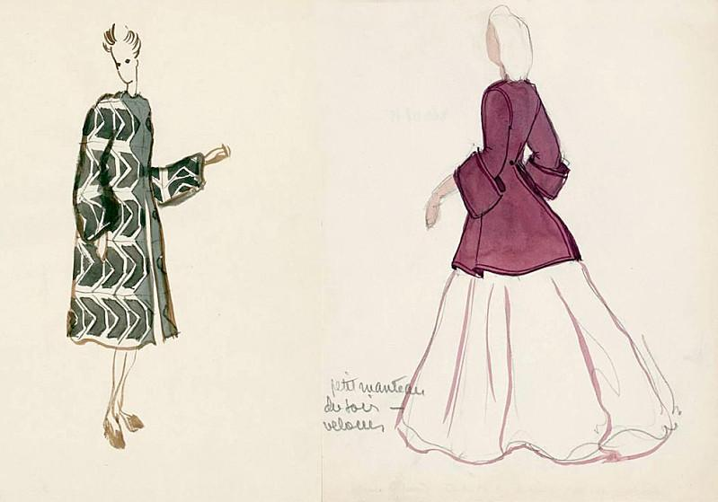 Madeleine Vionnet Collection 1938 1939 Paperblog