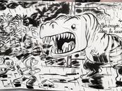 Dédicace Jurassic Park.