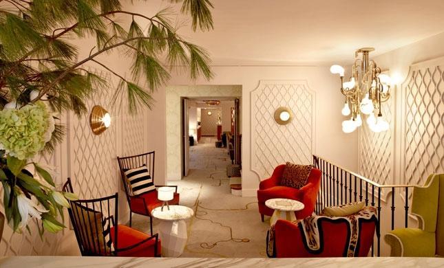 visite d co l 39 h tel thoumieux paris d couvrir. Black Bedroom Furniture Sets. Home Design Ideas