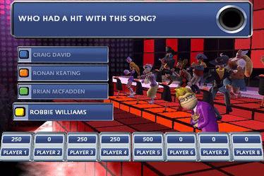 Buzz! : Le Quiz Pop sur Playstation 2