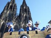 Carnaval Cologne cérémonie d'ouverture