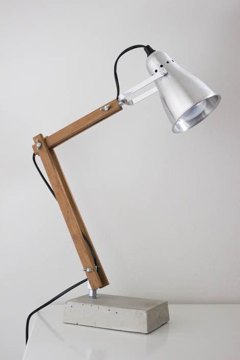 Diy lampe style industriel paperblog - Lampe sur pied style industriel ...