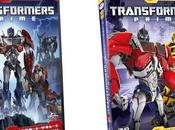 Test DVD: Transformers Prime Volumes