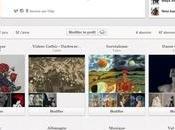Pinterest réseau social génial pour images vidéos