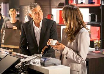 George Clooney de retour avec une nouvelle pub Nespresso (VIDEO)