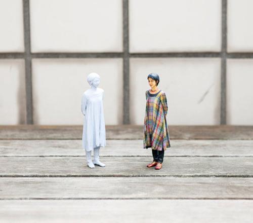 Repartez avec votre figurine. Ouverture du premier photomaton 3D au Japon