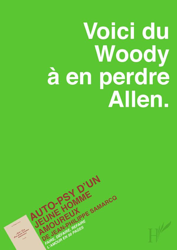 Jean Philippe Samarcq : Un Woody Allen version black