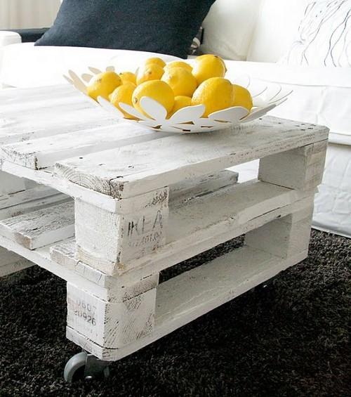 Diy fabriquer vos meubles en palette paperblog - Meuble exterieur en palette ...