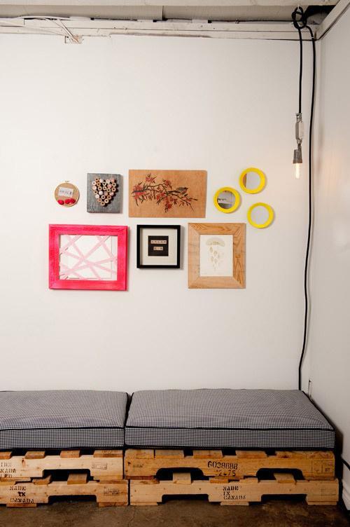 fabriquer un meuble tv palette – Artzein.com