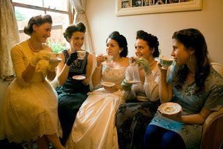 Tea Vintage, salon de thé vintage itinérant