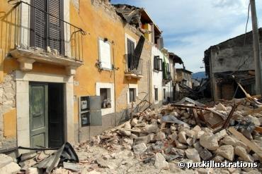 Les séismes peuvent être déclenchés à cause des activités humaines